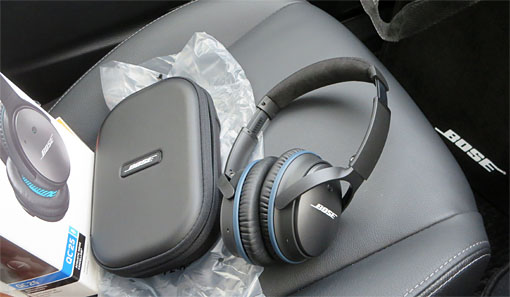 BOSE QuietComfort25