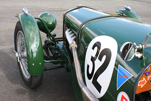 Riley Brooklands